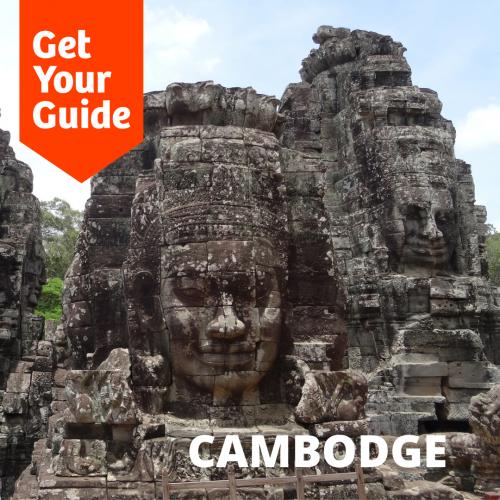 temple angkor - Cambodge