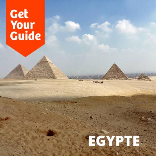 pyramides de Gizeh Egypte