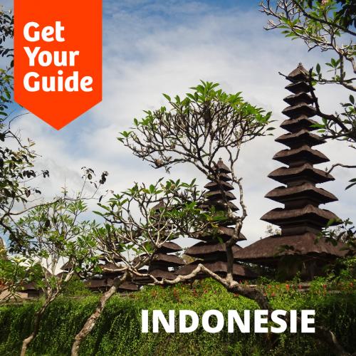temples de Bali - Indonésie