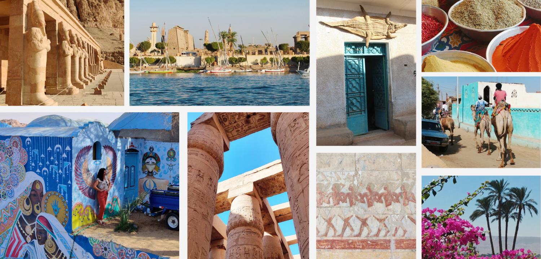 Louxor & Assouan en Egypte