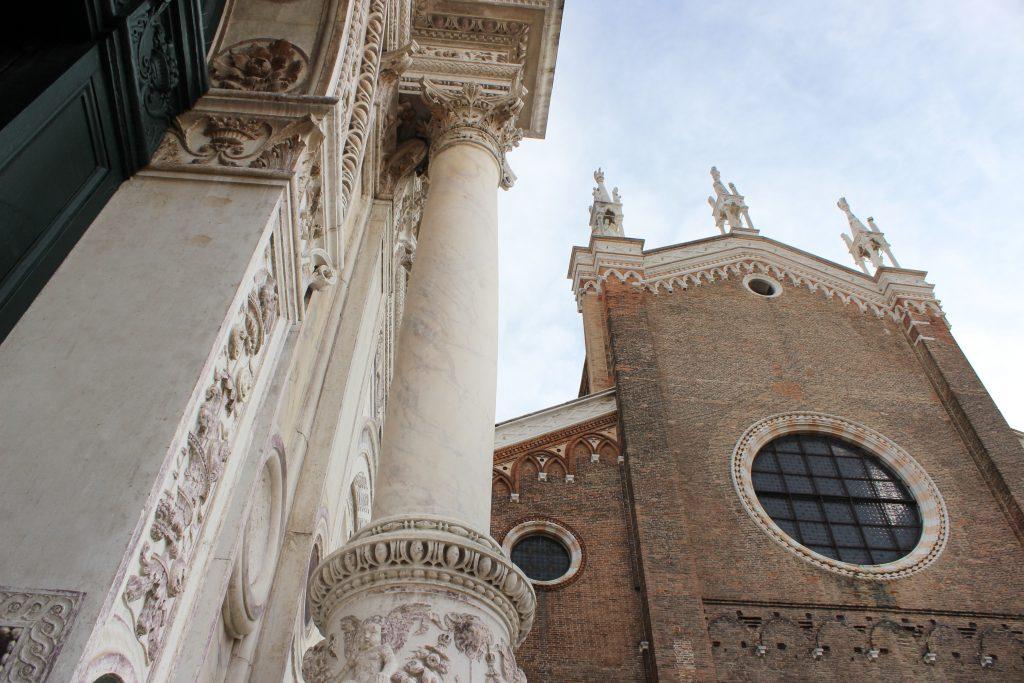 édifice majestueux du centre historique de Venise