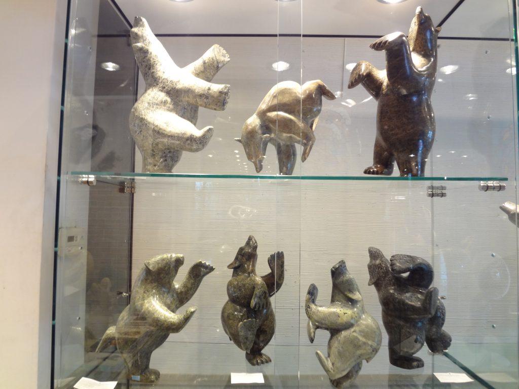 des ours qui dansent