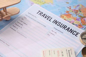 un contrat d'assurance voyage